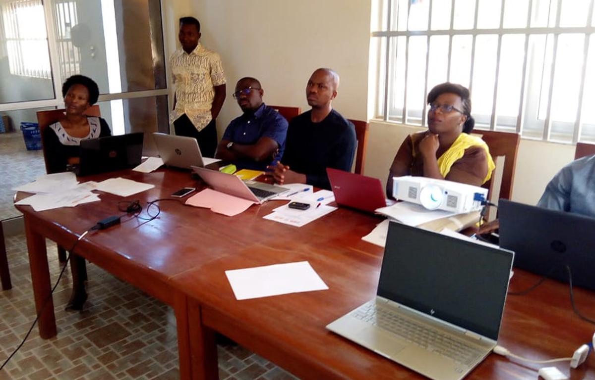 Fin d'une mission d'imprégnation sur la mise en ligne des cours à l'Université de Parakou