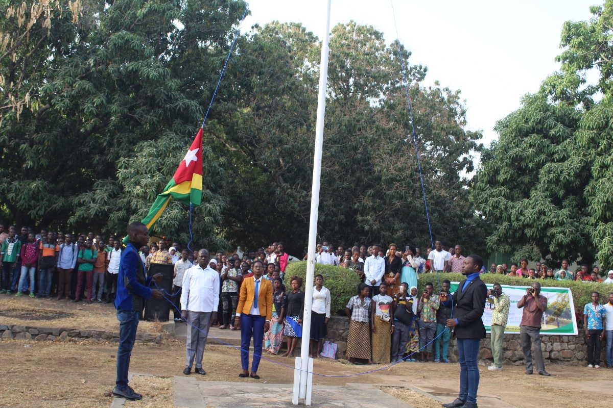 4ème édition de la Journée du civisme et de la citoyenneté à l'Université de Kara
