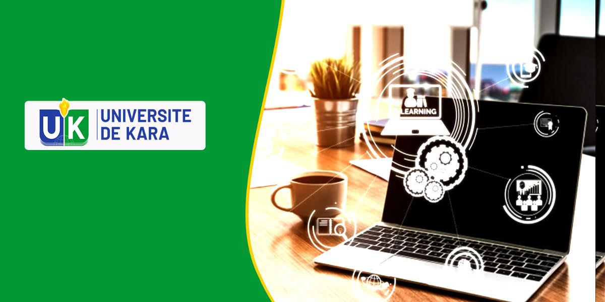 Démarrage des cours en ligne à l'Université de Kara