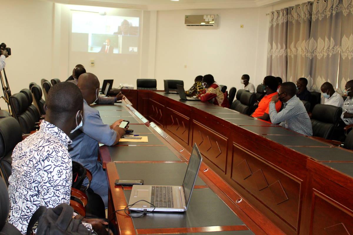 Premier colloque germano-ouest africain à l'UK