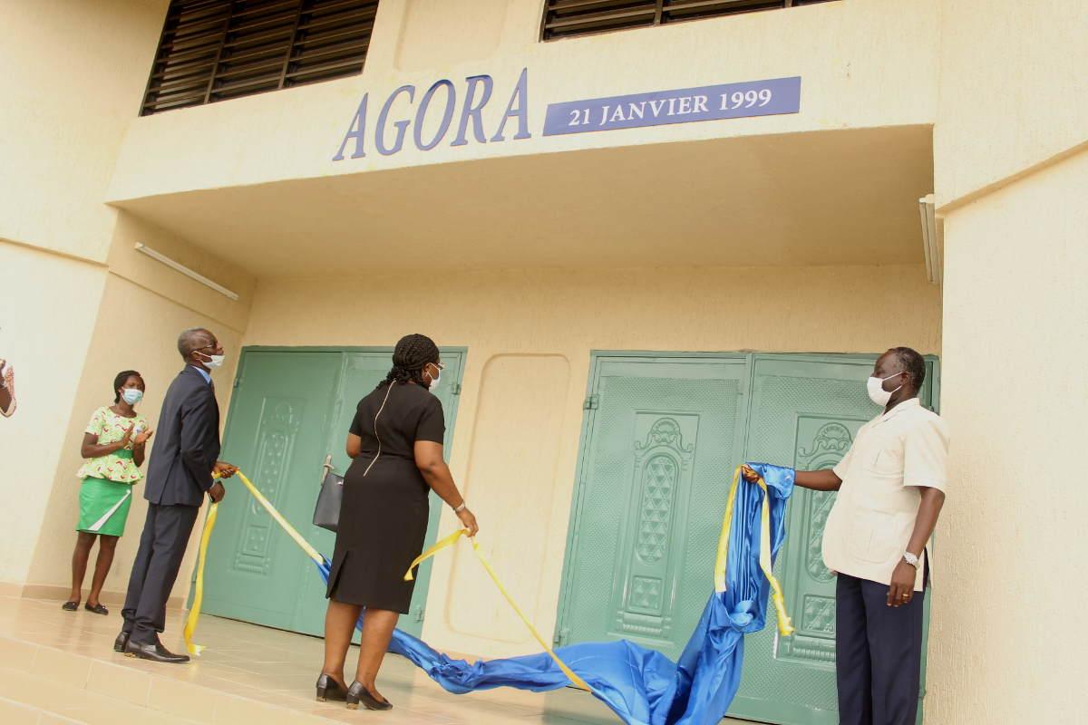 Journée portes ouvertes sur l'Université de Kara